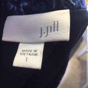 J. Jill Skirts - J.Jill Patterned Pencil Skirt
